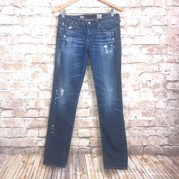 Ag Adriano Goldschmied Denim - AG Adriano Goldschmied Stilt Cigarette Jeans